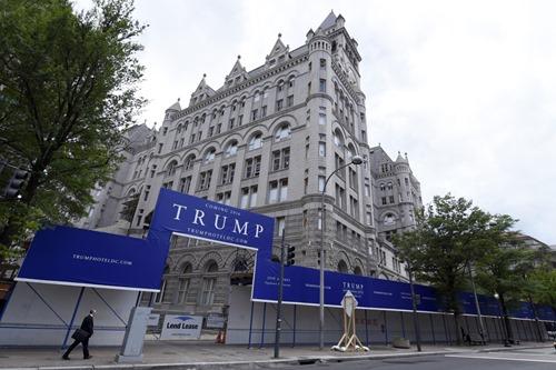 DEM 2016 Trump DC Hotel