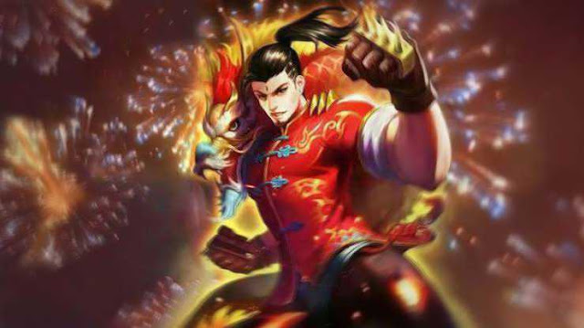Hero Chou Mobile Legends