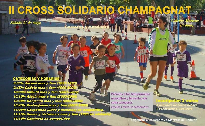 II Cross Solidario