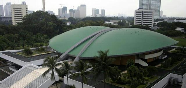 DPR Gelar Palipurna Angket KPK, Sikap Wakil Rakyat Dinanti