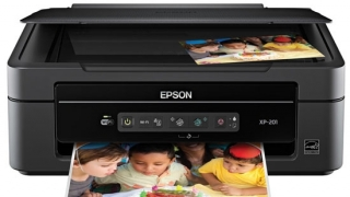 download EPSON XP-201 204 208 Series 9.04 printer driver
