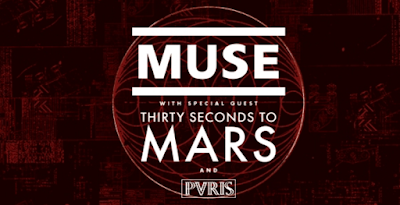 Vokalis Band Muse Matt Bellamy Umumkan Jadwal American Tour 2017