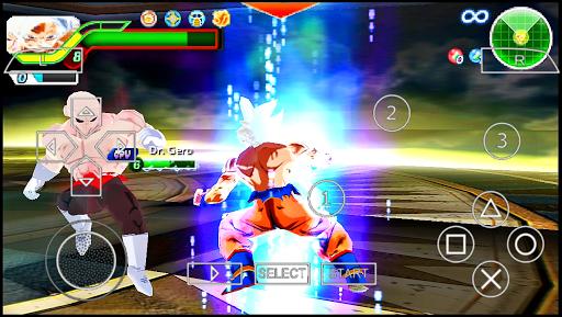 Descargar Ya Dragon Ball Z Tenkaichi TAG TEAM (MOD) SUPER/ BT3 V20 +Menu HD  Para ANDROID/PPSSPP