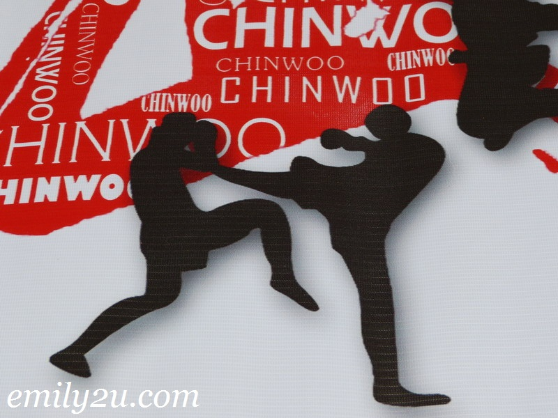 Pre-Event: 28th Malaysia National Chinese Chinwoo Carnival / International Chinwoo Wushu & Cultural Carnival 2013