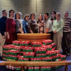 Journey Class 2015-11-15 Operation Christmas Child