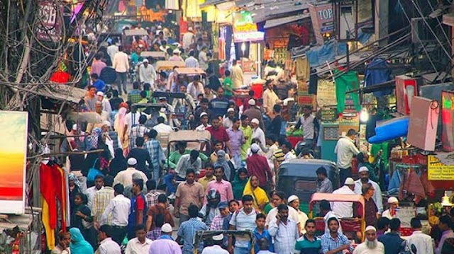 A day out at Chandni Chowk