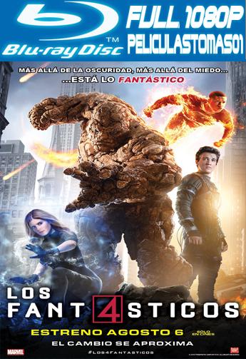 Los 4 Fantásticos (Cuatro Fantásticos) (2015) BRRipFull 1080p