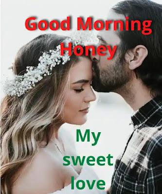 good morning honey bunny