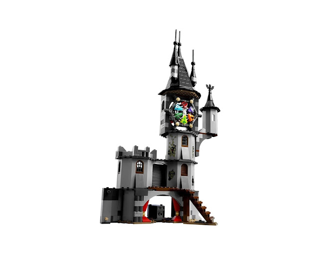 9468 レゴ バンパイア城