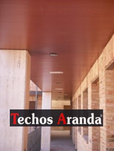 Techos en Vícar