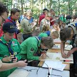 Scouts vieren 70 jarig jubileum met een reünie