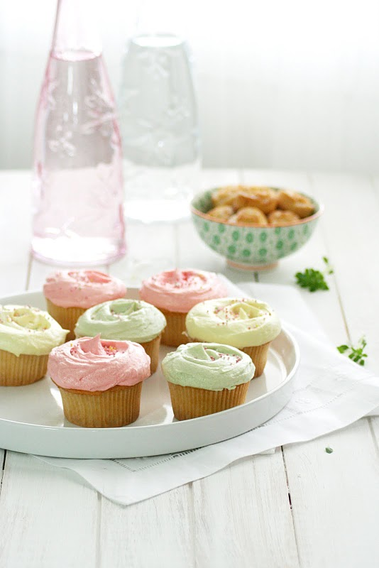 Scrapbook: Old Fashioned Cupcakes