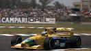 Michael Schumacher (DE), Camel Benetton Ford B191B Mexico 1992