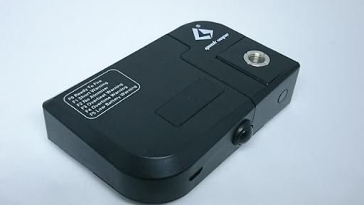 DSC 5363 thumb%255B2%255D - 【MOD】「GEEKVAPE 521 Tab Pro」(ギークベイプ521タブプロ)レビュー。521 TabがModになっちゃった!?超高速ドライバーン&オームメーターの決定版【電子タバコ/ビルド/VAPE】