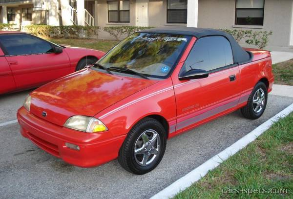 Geo Metro Convertible Specifications Pictures Prices