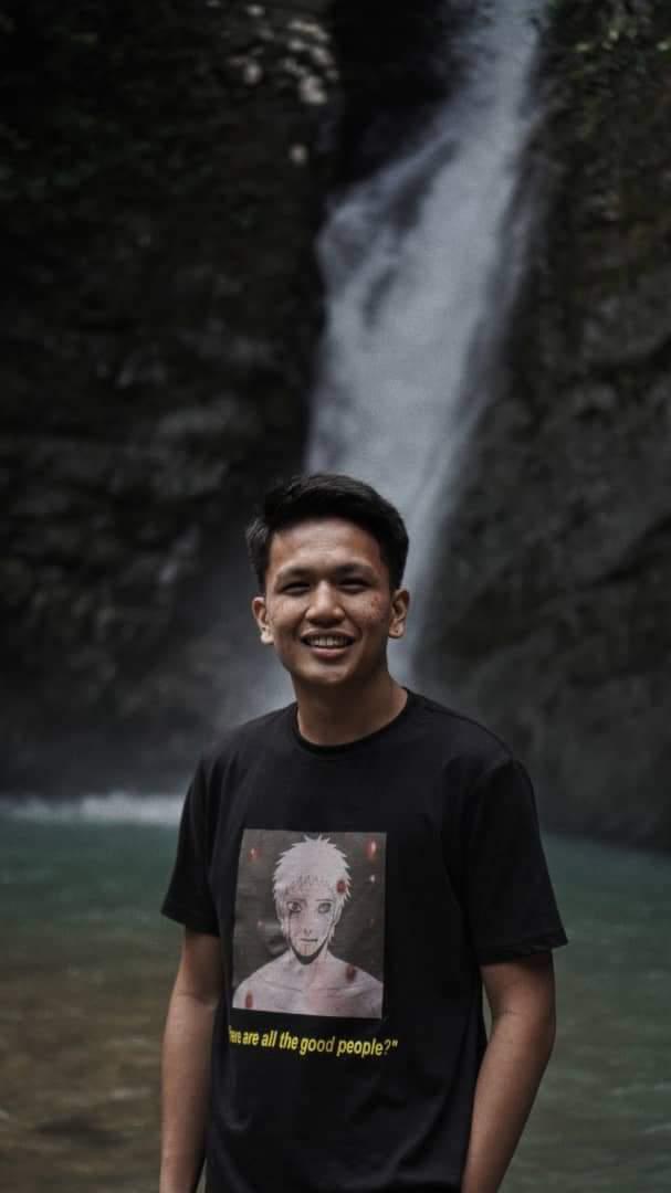 Murug Turug Waterfall tawar pemandangan Air Terjun tercantik di Tamparuli, Sabah