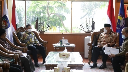 Gubernur Mahyeldi Temui Mendagri, Sumbar Butuh Investasi Untuk Percepatan Pembangunan