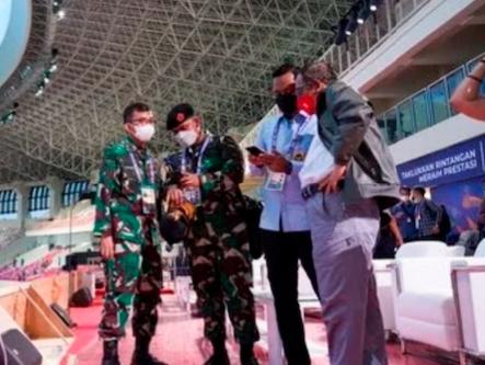 Perhelatan PON XX Papua 2021 Sangat Kondusif, TNI dan Polri Jamin Keamanan Acara Olahraga Itu