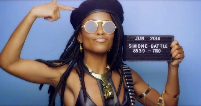 G.R.L.'s singer Simone Battle dead at 25 07-09-2014