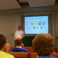 2016-10-13 thema-avond Innovations and trends in the international agriculture