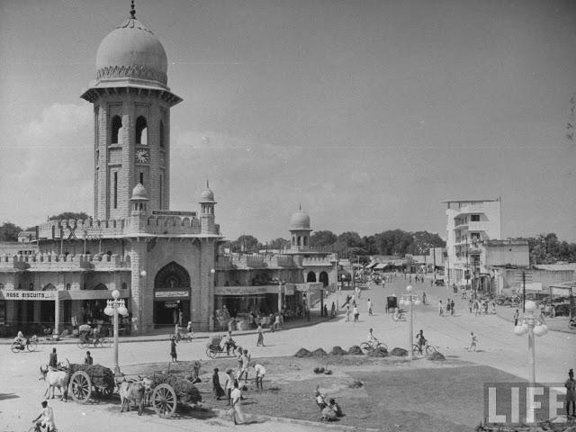 Moazzam Jahi marketplace Building