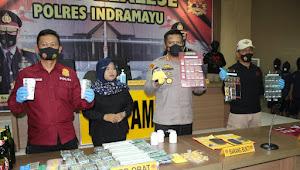 Jelang Idul Fitri 2021, Polres Indramayu Berhasil Ungkap 34 Kasus Narkoba dan Mihol
