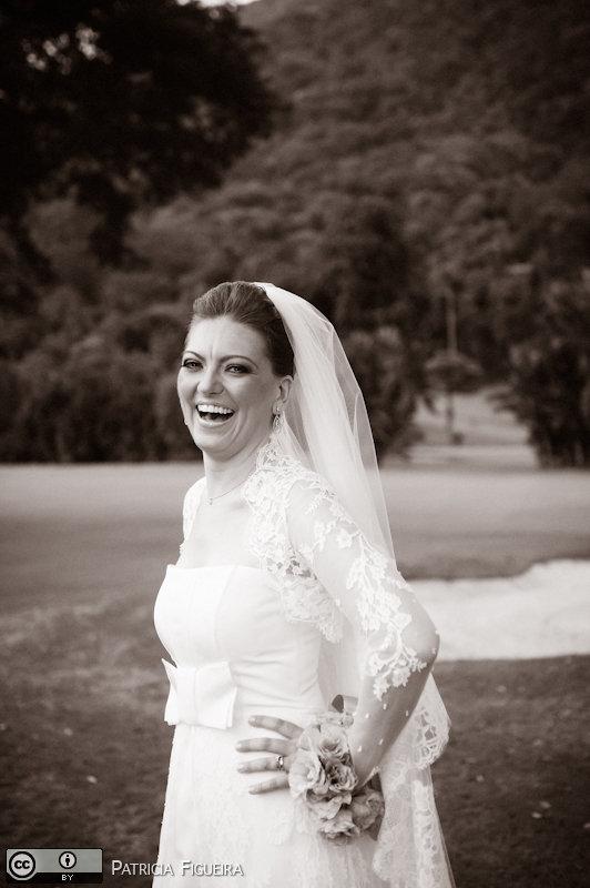 Foto de casamento 0262pb de Christiane e Omar. Marcações: 17/12/2010, Casamento Christiane e Omar, Rio de Janeiro.