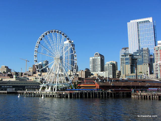 Checked Off My Bucket List: Seattle