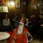 Mikołaj z Oazą i Lektorami