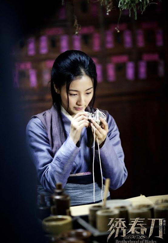 Julia Ye Qing China Actor