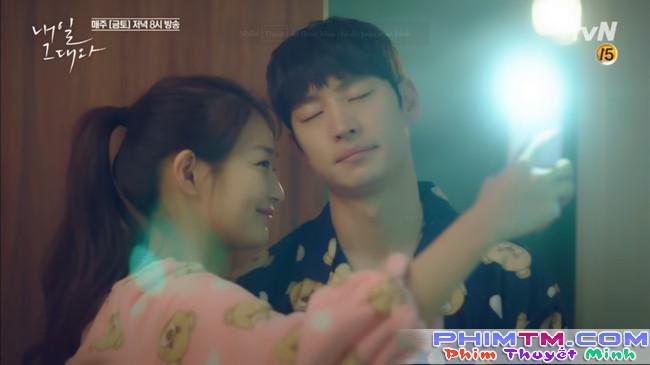 """Lee Je Hoon nổi cơn ghen khi vợ Shin Min Ah """"hú hí"""" với bạn thân - Ảnh 16."""