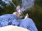 vodou suchou nohou 2, aneb lanová lávka
