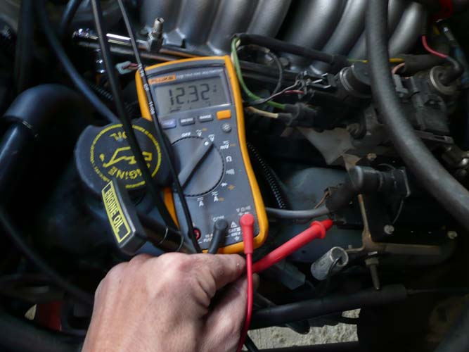 30 Minute Ignition System Test for Remote Mounted TFI Bronco