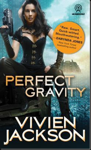Perfect Gravity (Tether #2) by Vivien Jackson