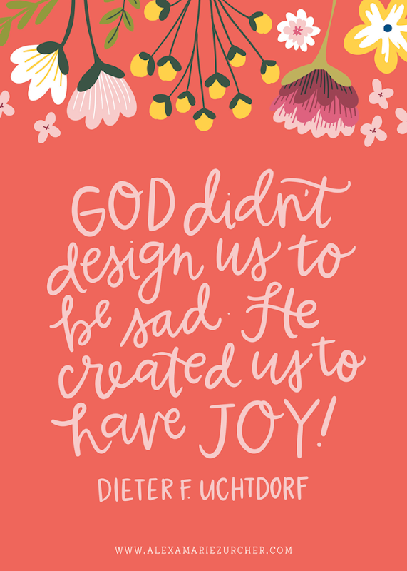 lds general conference printables free download uchtdorf quote