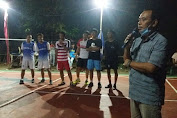 Sri Rahayu Agustina Tutup Turnamen Bulu Tangkis di Mulyajaya