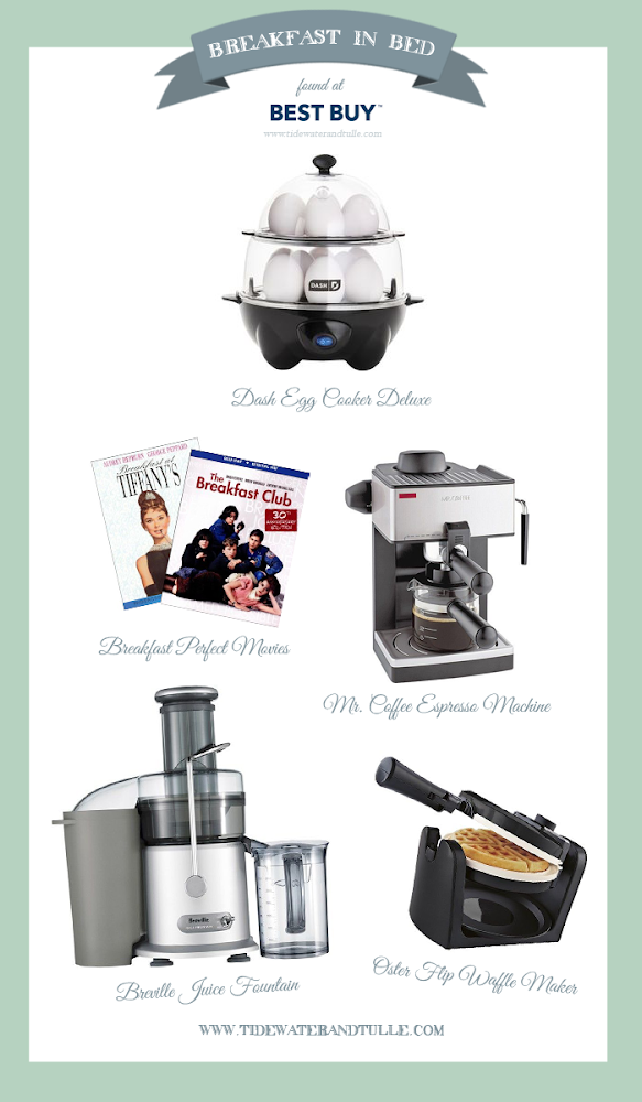 Best Wedding Registry Items.Breakfast In Bed Wedding Registry Ideas Tidewater And Tulle