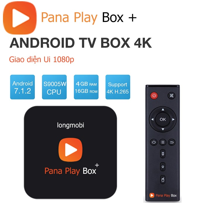 pana play box plus