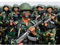 নিয়োগ বিজ্ঞপ্তি প্রকাশ করেছে বাংলাদেশ সেনাবাহিনী