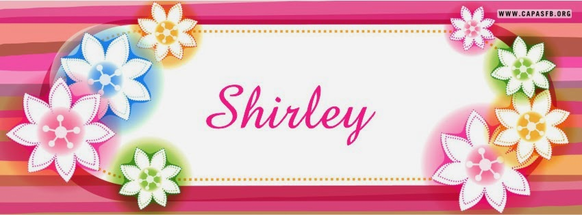 Capas para Facebook Shirley