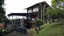Villa Minimalis Lembang Bandung