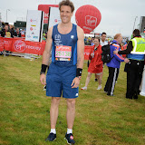 OIC - ENTSIMAGES.COM - James Cracknell at the Virgin London Marathon 2015 in London 26th April 2015  Photo Mobis Photos/OIC 0203 174 1069
