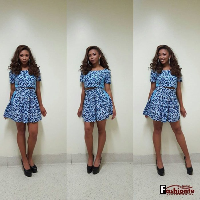 latest short ankara gown styles (9)