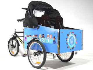 Bellabike lastcykel