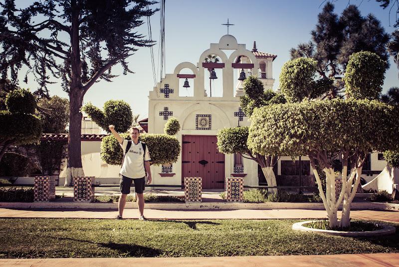 Meksyk 2015 -- backpacking jak za dawnych lat..