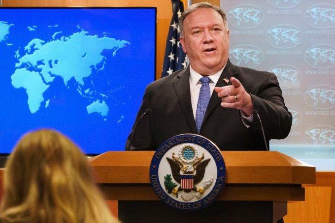 Pompeo dice que la decisión de Trump sobre el Sáhara Occidental se hizo pensando en la paz.