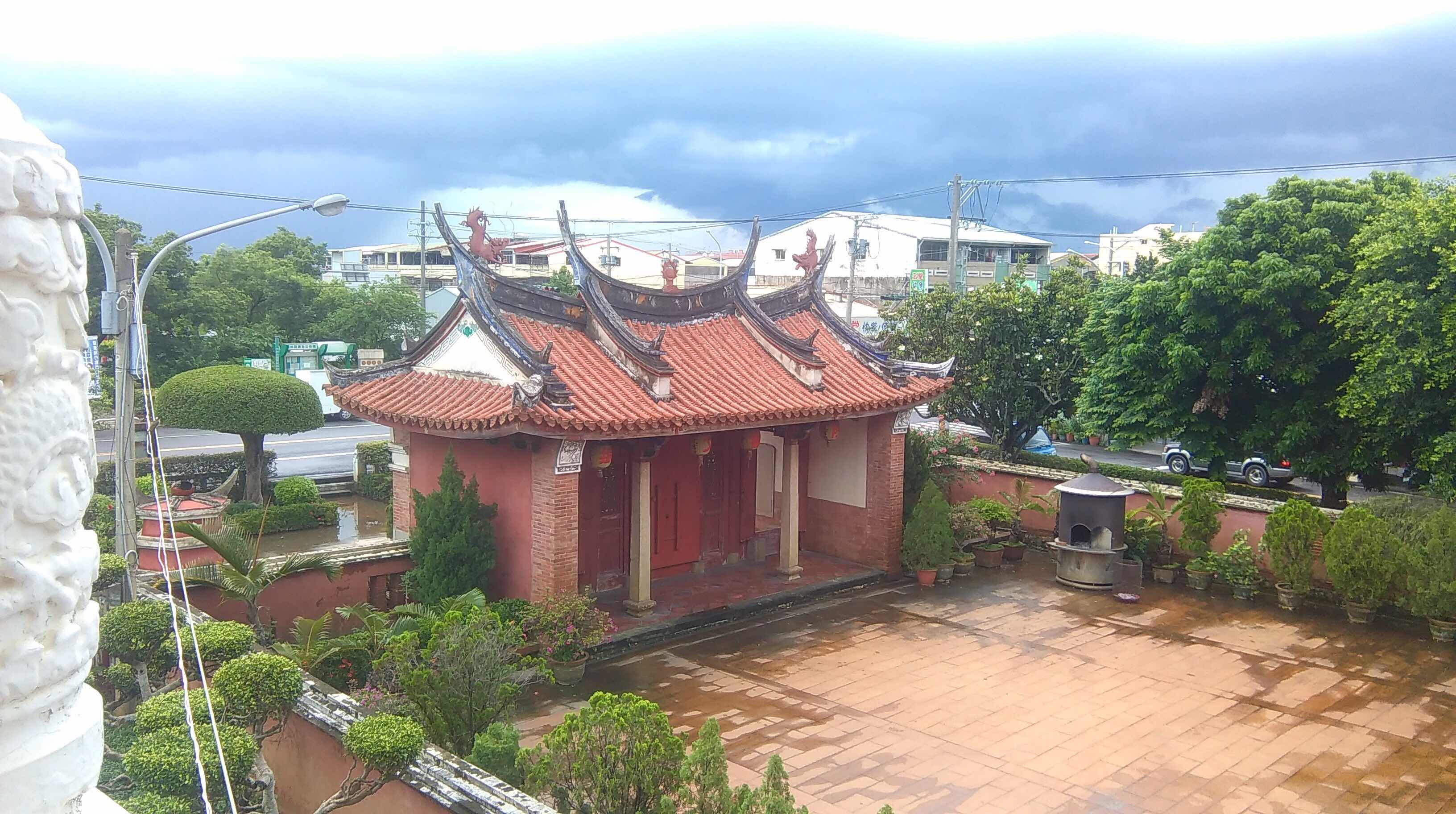 chenwen academy xiluo yunlin taiwan