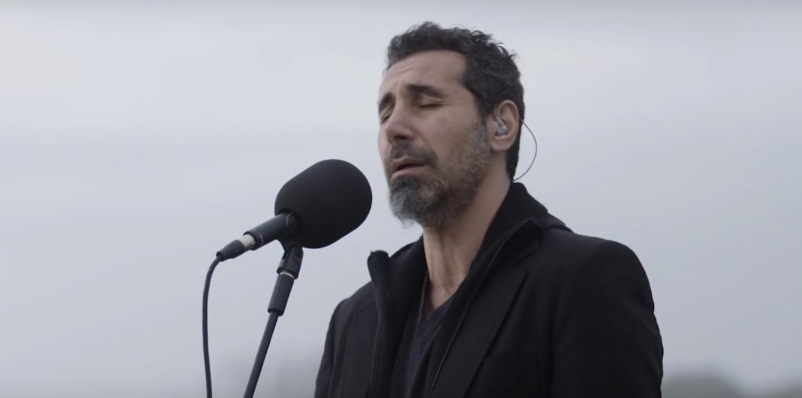 No Man's Land: Confira o review da participação de Serj Tankian no projeto