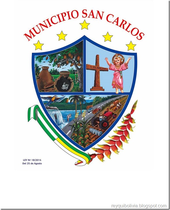 Municipios cruceños