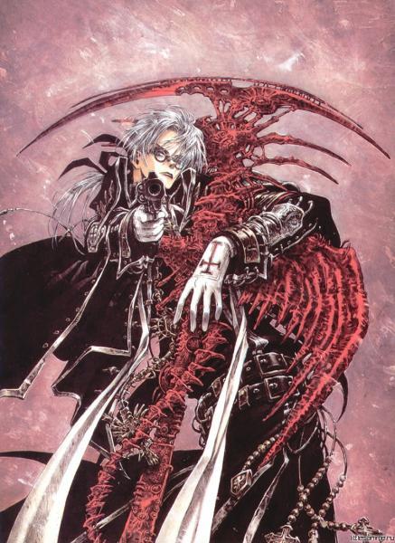 Trinity Blood Art, Bloody